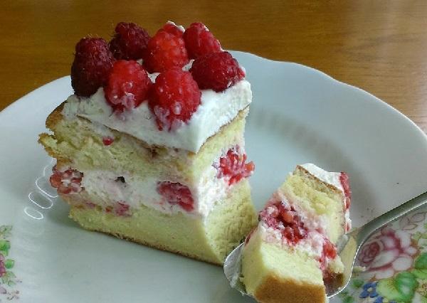 Бисквитный торт со сметанным кремом рецепт— 166 Торт бисквитный со сметанным кремом и фруктами