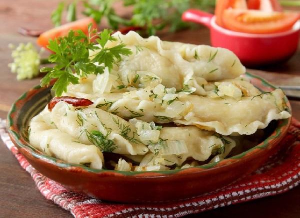 Рецепт вареников мясо с картошкой
