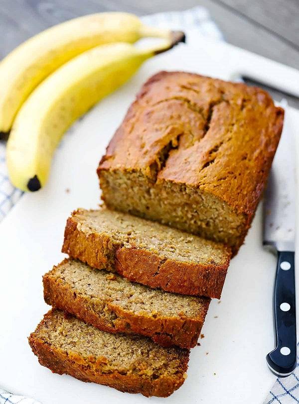 Банановый кекс в духовке рецепт