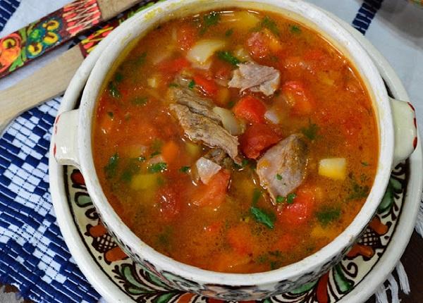 Рецепт супа из кабачков с фото пошагово