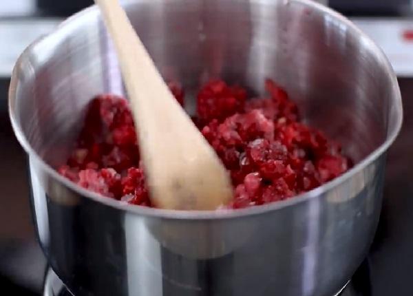 Готовим ягодную смесь