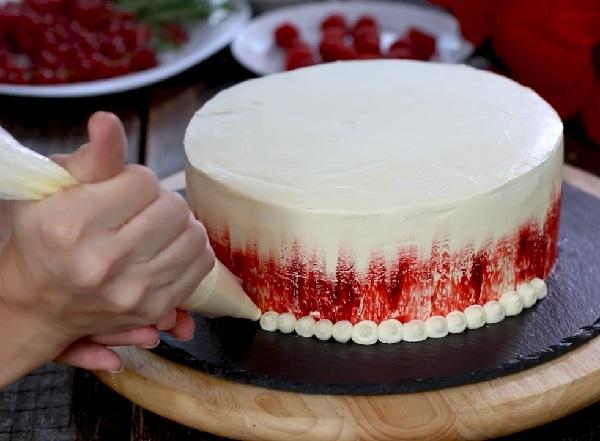 Новогодний торт своими руками рецепт с фото