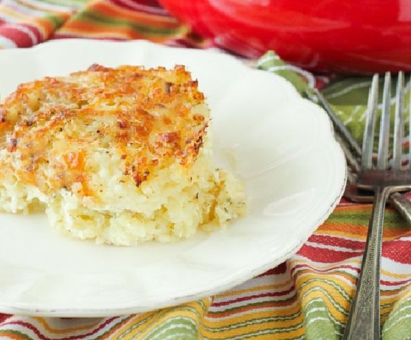 Рецепт бабки картофельной в духовке