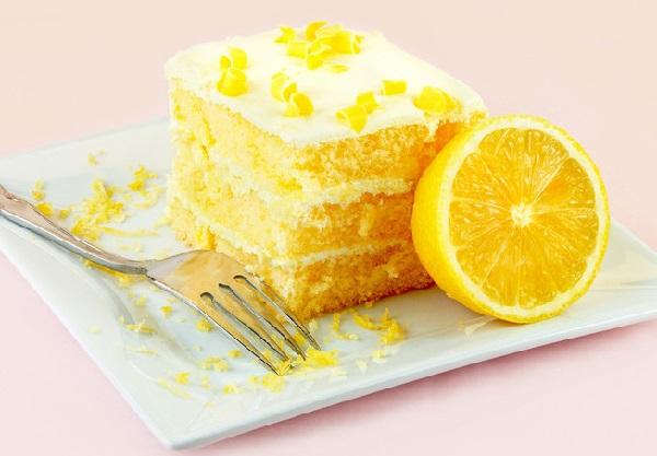 Лимонный торт наивкуснейший рецепт с фото