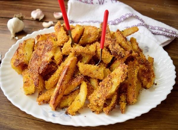 Запеченная картошка в духовке диетическая