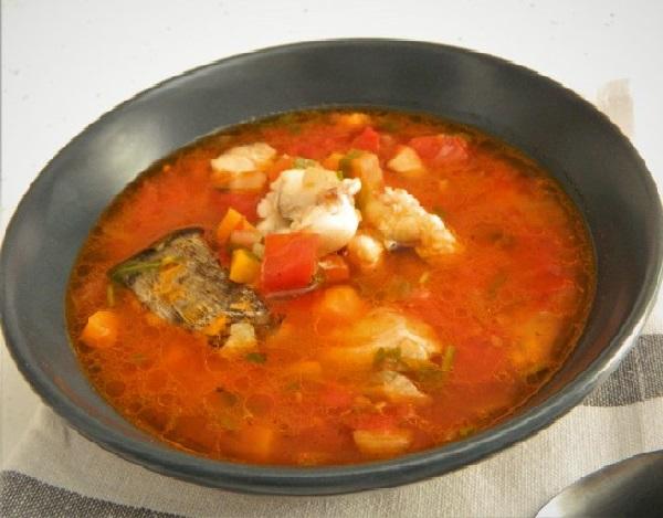 Рыбный суп из форели рецепт классический