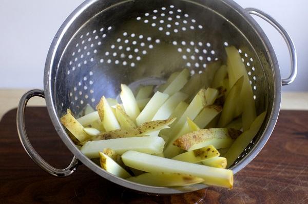 Замороженная картошка фри в духовке как приготовить