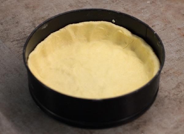 Клубничный пирог простой рецепт
