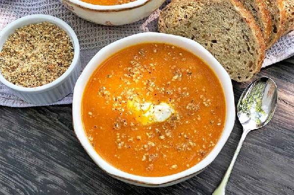 Морковный суп пюре польза