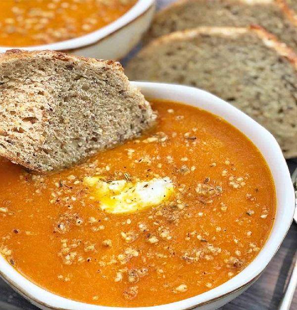 Морковный суп пюре калорийность