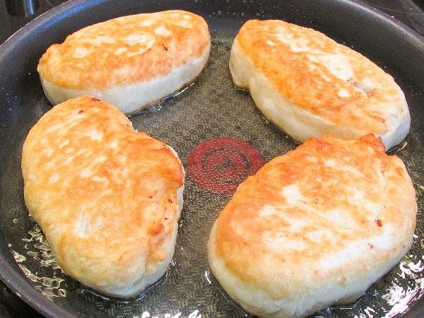 Орские пирожки с ливером фото