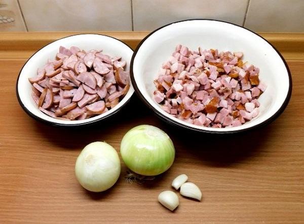 Приготовить гороховый суп с копченостями пошаговый рецепт