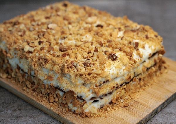 Песочное тесто для торта рецепт