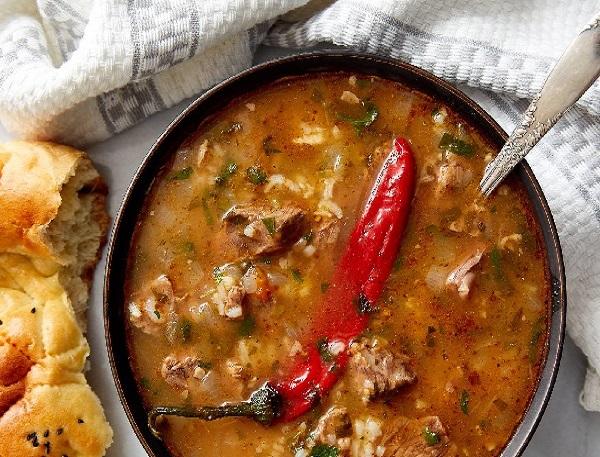 Суп харчо классический рецепт приготовления из говядины