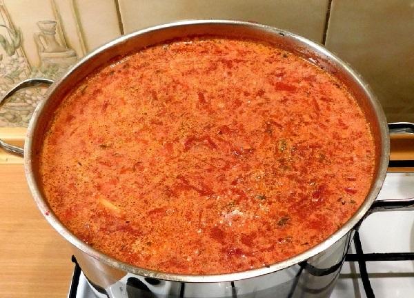 Суп свекольник горячий рецепт пошаговый с мясом