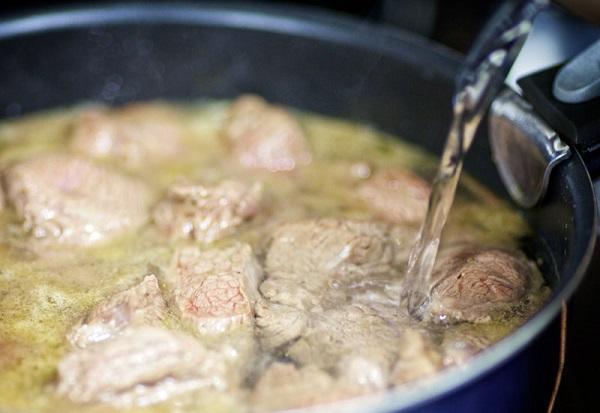 Фасоль красная с мясом рецепты
