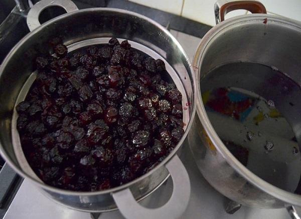 Рецепт приготовления варенья из вишни без косточек