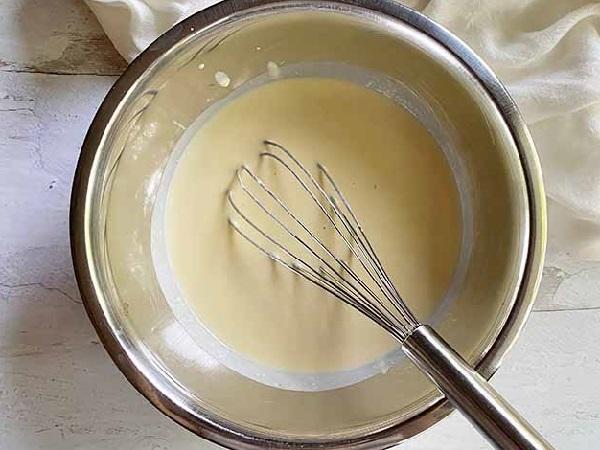 Блины с ветчиной и сыром рецепт