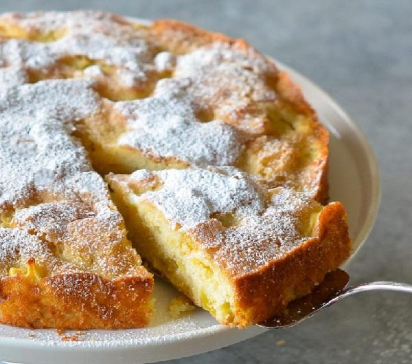 Пп французский яблочный пирог