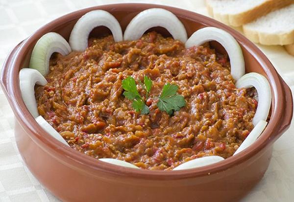 Рецепт икры из баклажанов на зиму через мясорубку