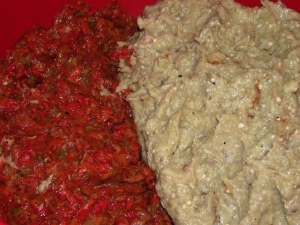 Классический рецепт икры из баклажанов на зиму