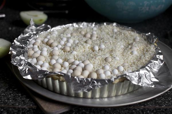 Французский луковый пирог заливной самый вкусный