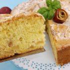 Пирог с яблоками в духовке шарлотка