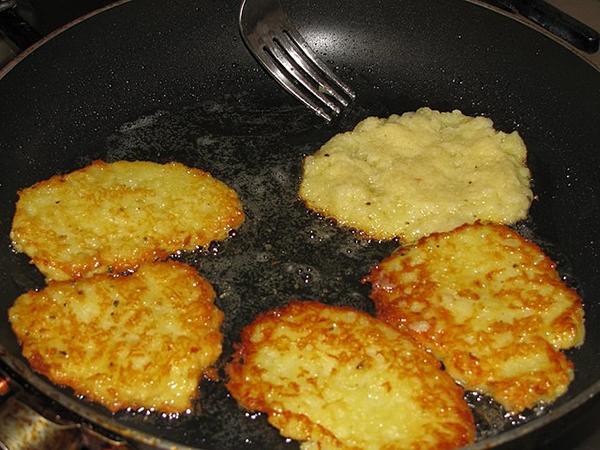 Драники классические из картошки рецепт пошагово