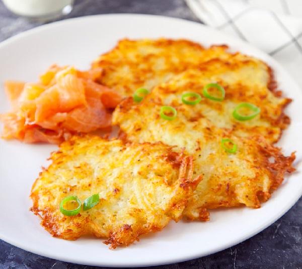 Драники картофельные рецепт классический пошаговый с фото