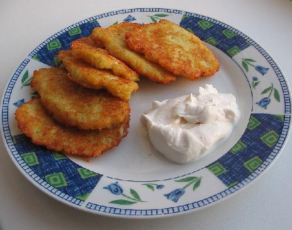 Драники картофельные рецепт пошаговый классический