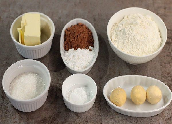Печенье трюфель рецепт