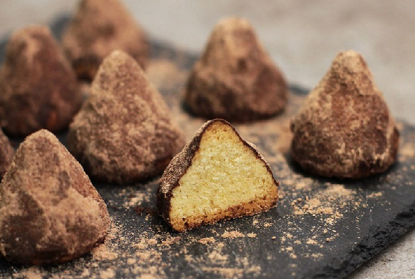 Печенье трюфель
