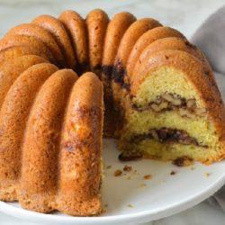 Рецепт кекса на сметане в духовке