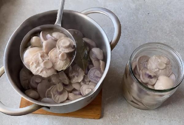 Мариновать грибы рецепт на зиму с уксусом