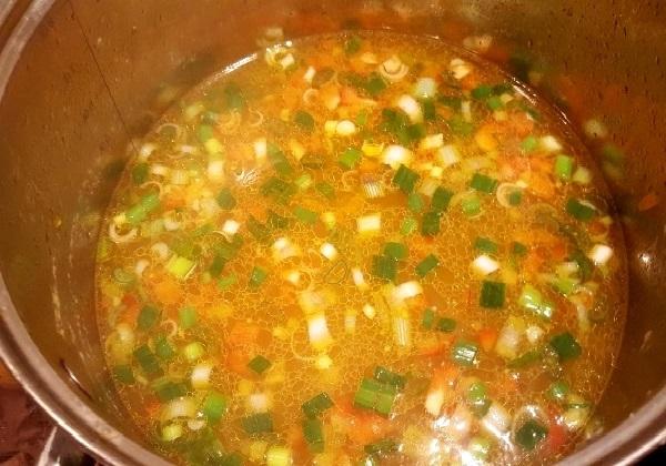 Вкусные супы из баранины