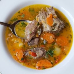 Суп из баранины рецепт самый вкусный