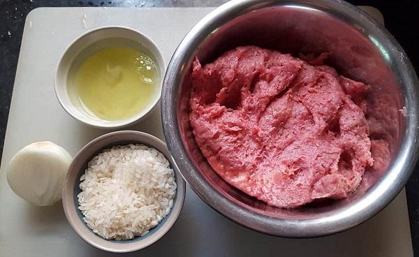 Как приготовить фрикадельки из куриного фарша