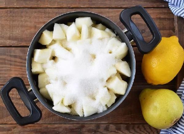 Варенье из груш рецепт