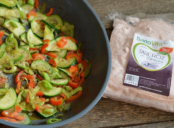 Калорийность булгура с овощами
